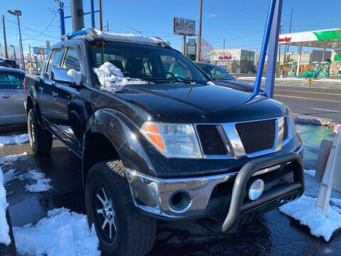 2006 Nissan Frontier for sale at New Wave Auto Brokers & Sales in Denver CO