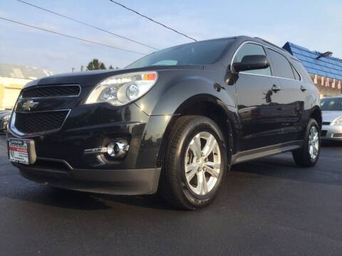2011 Chevrolet Equinox for sale at Auto Outpost-North, Inc. in McHenry IL