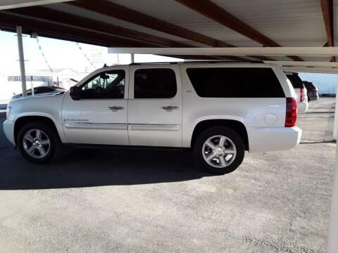 2008 Chevrolet Suburban for sale at Kann Enterprises Inc. in Lovington NM
