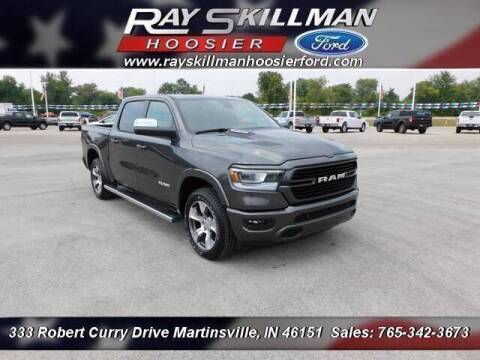 2020 RAM Ram Pickup 1500 for sale at Ray Skillman Hoosier Ford in Martinsville IN