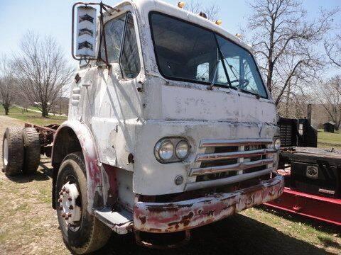 1965 Diamond-T COE for sale at Classic Car Deals in Cadillac MI
