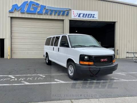 2008 GMC Savana Passenger for sale at MGI Motors in Sacramento CA