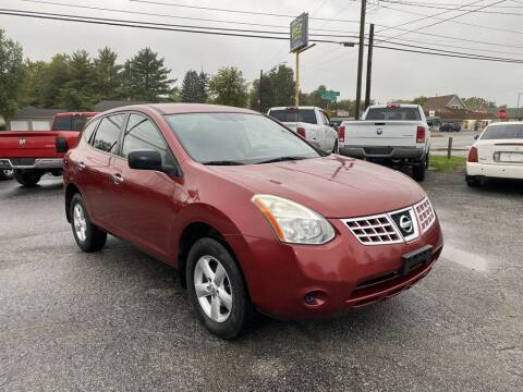 2010 Nissan Rogue for sale at 2EZ Auto Sales in Indianapolis IN