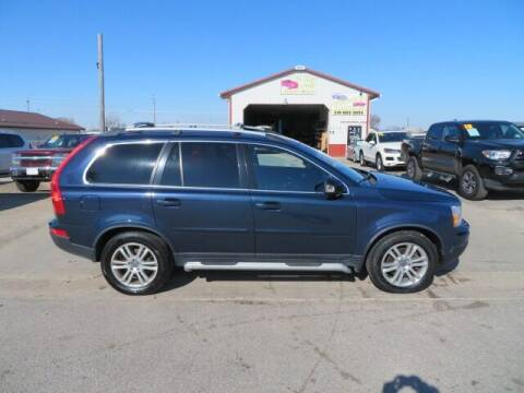 2012 Volvo XC90 for sale at Jefferson St Motors in Waterloo IA