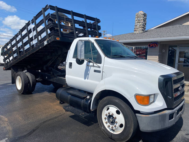 2004 Ford F-650 for sale at Dorn Brothers Truck and Auto Sales in Salem OR
