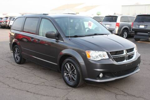 2017 Dodge Grand Caravan for sale at LJ Motors in Jackson MI