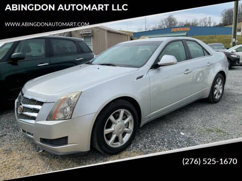2009 Cadillac CTS for sale at ABINGDON AUTOMART LLC in Abingdon VA