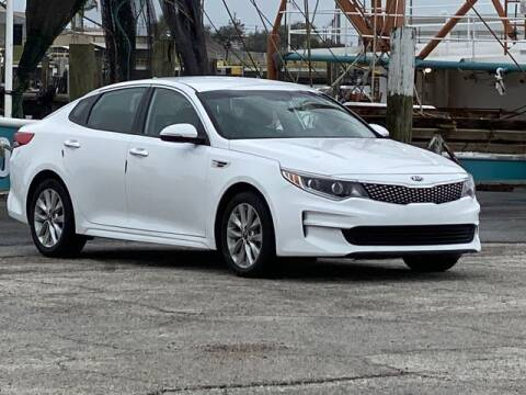 2017 Kia Optima for sale at Pioneers Auto Broker in Tampa FL