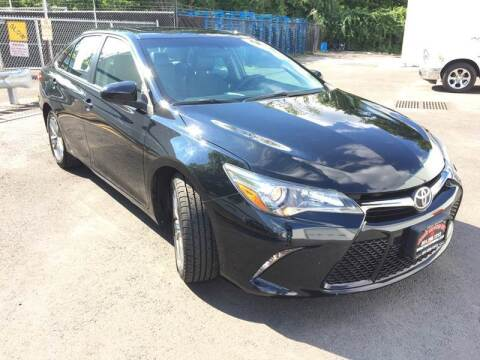 2015 Toyota Camry for sale at JerseyMotorsInc.com in Teterboro NJ