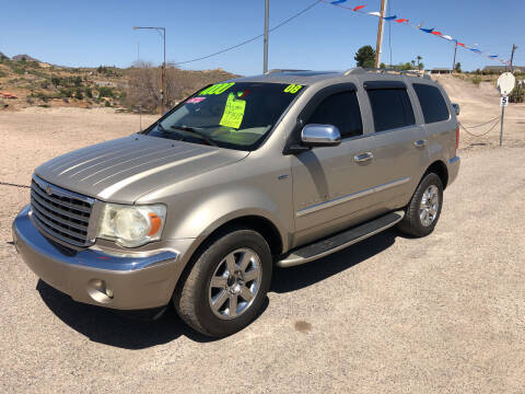 2008 Chrysler Aspen for sale at Hilltop Motors in Globe AZ