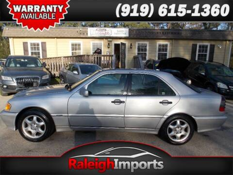 2000 Mercedes-Benz C-Class for sale at Raleigh Imports in Raleigh NC