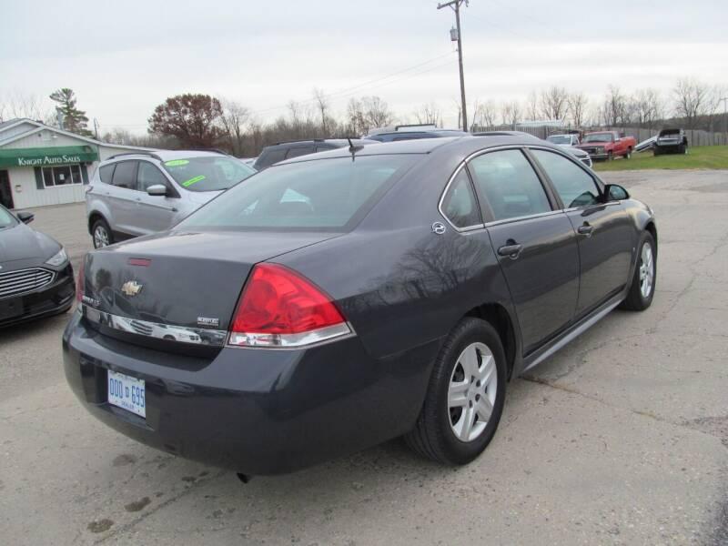 2009 Chevrolet Impala LS 4dr Sedan - Stanton MI