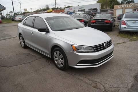2015 Volkswagen Jetta for sale at Green Ride Inc in Nashville TN