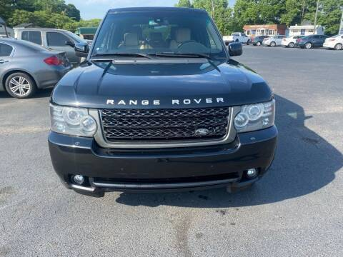 2011 Land Rover Range Rover for sale at Elite Auto Brokers in Lenoir NC