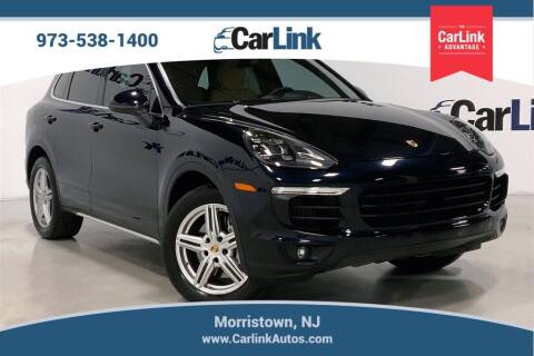2016 Porsche Cayenne for sale at CarLink in Morristown NJ