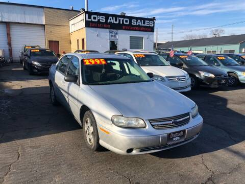 2004 Chevrolet Classic for sale at Lo's Auto Sales in Cincinnati OH
