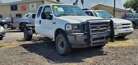 2004 Ford F-250 Super Duty for sale at BAC Motors in Weslaco TX