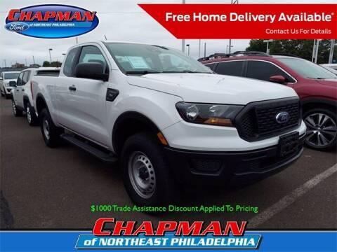 2020 Ford Ranger for sale at CHAPMAN FORD NORTHEAST PHILADELPHIA in Philadelphia PA