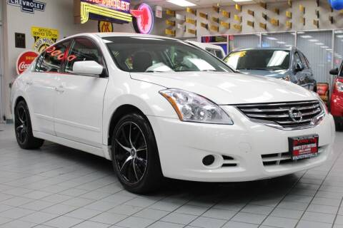 2012 Nissan Altima for sale at Windy City Motors in Chicago IL