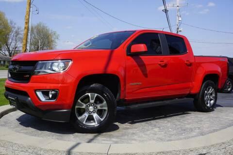 2018 Chevrolet Colorado for sale at Platinum Motors LLC in Heath OH