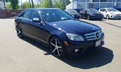 2008 Mercedes-Benz C-Class for sale at City Center Cars and Trucks in Roseburg OR