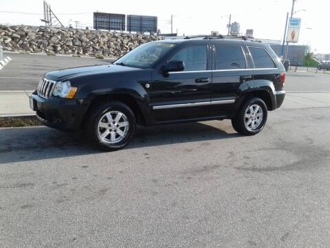 2008 Jeep Grand Cherokee for sale at Nelsons Auto Specialists in New Bedford MA