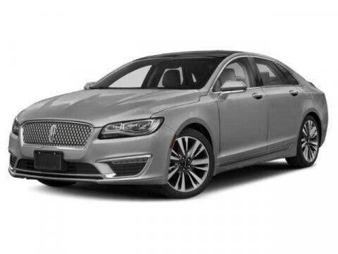 2018 Lincoln MKZ for sale at Hawk Ford of St. Charles in St Charles IL