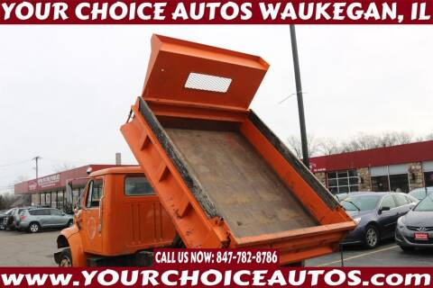 1993 International 4600 for sale at Your Choice Autos - Waukegan in Waukegan IL