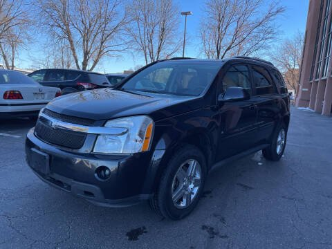 2008 Chevrolet Equinox for sale at Modern Auto in Denver CO