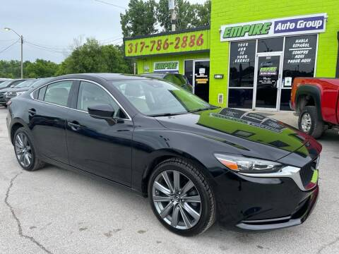 2020 Mazda MAZDA6 for sale at Empire Auto Group in Indianapolis IN