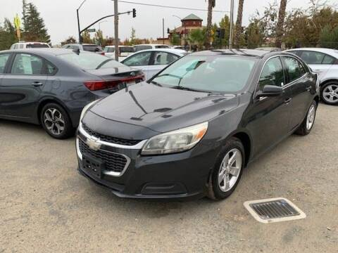 2015 Chevrolet Malibu for sale at Contra Costa Auto Sales in Oakley CA