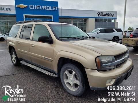 2004 Chevrolet TrailBlazer EXT for sale at Danhof Motors in Manhattan MT