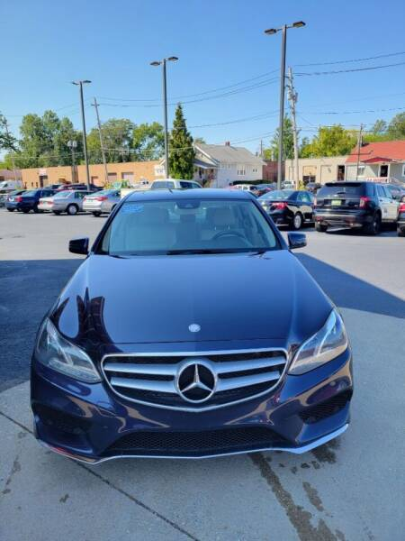 2015 Mercedes-Benz E-Class for sale at MR Auto Sales Inc. in Eastlake OH