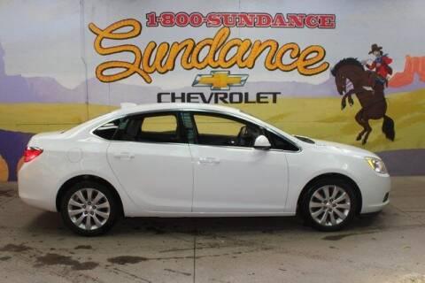 2017 Buick Verano for sale at Sundance Chevrolet in Grand Ledge MI