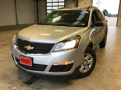 2015 Chevrolet Traverse for sale at Government Fleet Sales in Kansas City MO