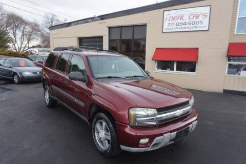 2004 Chevrolet TrailBlazer EXT for sale at I-Deal Cars LLC in York PA