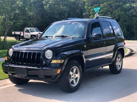 2006 Jeep Liberty for sale at L G AUTO SALES in Boynton Beach FL