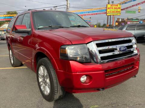 2014 Ford Expedition for sale at Active Auto Sales in Hatboro PA