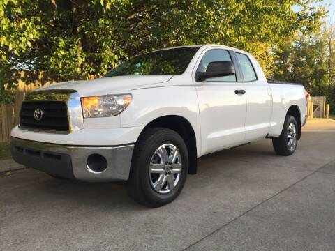 2008 Toyota Tundra for sale at Harold Cummings Auto Sales in Henderson KY
