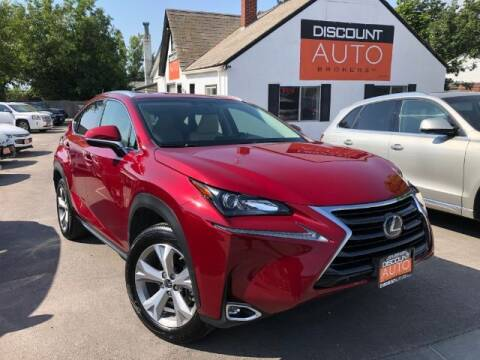 2017 Lexus NX 300h for sale at Discount Auto Brokers Inc. in Lehi UT