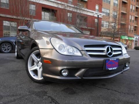 2009 Mercedes-Benz CLS for sale at H & R Auto in Arlington VA