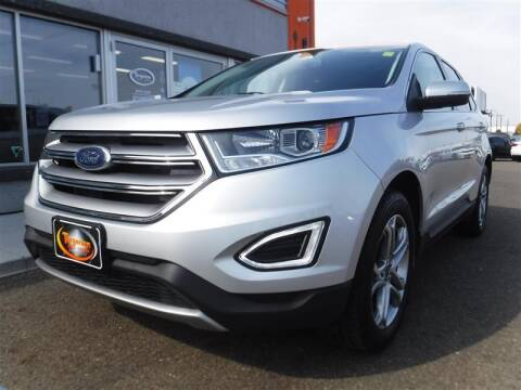 2016 Ford Edge for sale at Torgerson Auto Center in Bismarck ND