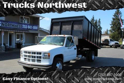1998 Chevrolet C/K 3500 Series for sale at Trucks Northwest in Spanaway WA
