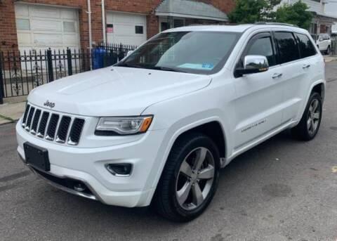 2014 Jeep Grand Cherokee for sale at Sylhet Motors in Jamaica NY