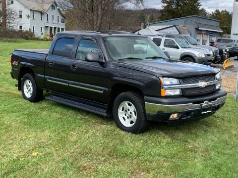 2005 Chevrolet Silverado 1500 for sale at Saratoga Motors in Gansevoort NY