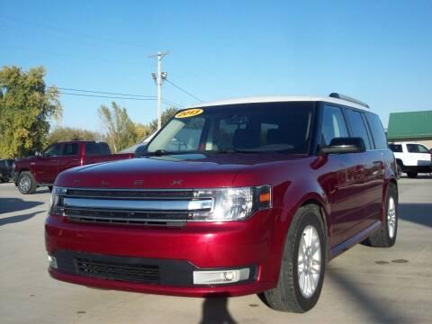 2013 Ford Flex for sale at Nemaha Valley Motors in Seneca KS