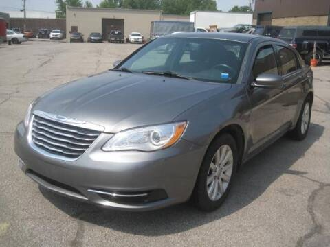 2013 Chrysler 200 for sale at ELITE AUTOMOTIVE in Euclid OH