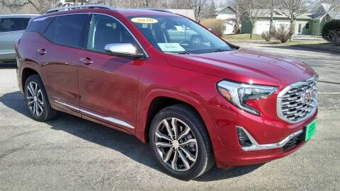 2020 GMC Terrain for sale at Unzen Motors in Milbank SD