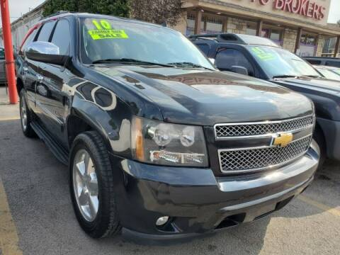 2010 Chevrolet Tahoe for sale at USA Auto Brokers in Houston TX