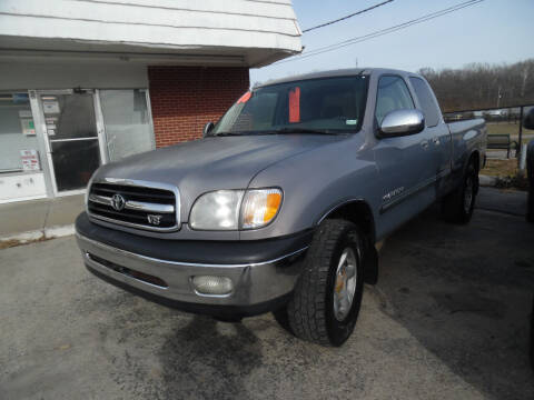 2000 Toyota Tundra for sale at VEST AUTO SALES in Kansas City MO